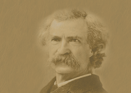 Mark Twain - Did you know fact