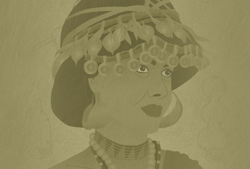First recorded perfume maker - Tapputi