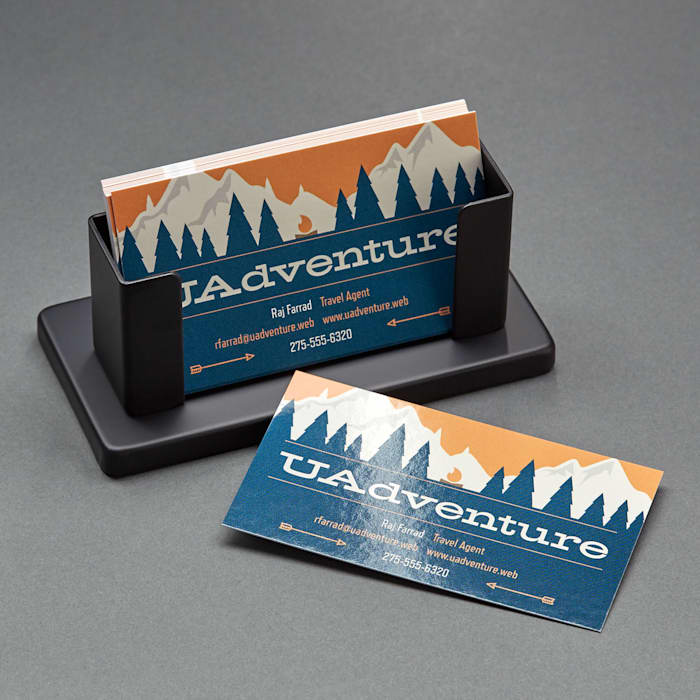 Business Cards - UV Gloss | Promotional & Personalized Products