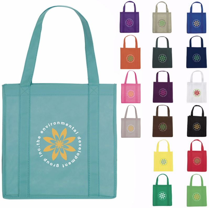 Grocery Tote Bag - Custom Printed | Promotional Products