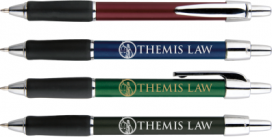 Pen - Metallic Viper | Promotional & Personalized Air Freshener Items