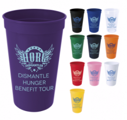 Classic Stadium Cup | Promotional & Personalized Air Freshener Items