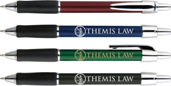 Pen - Metallic Viper   Promotional & Personalized Air Freshener Items